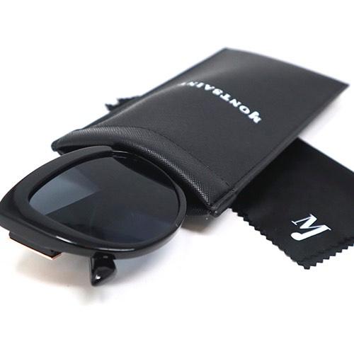 Gafas classic gold black